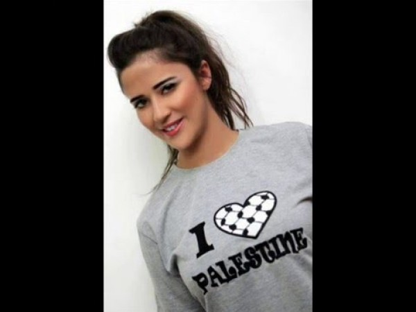ليان بزلميط - بحبك يا فلسطين