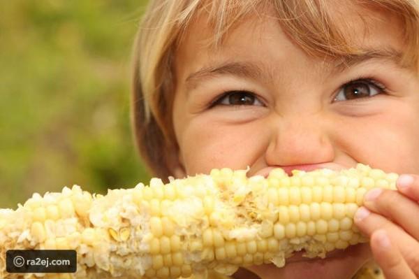 بالفيديو: فوائد الذرة للطفل