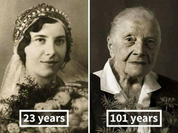 ماقبل عُمر الـ100 عام