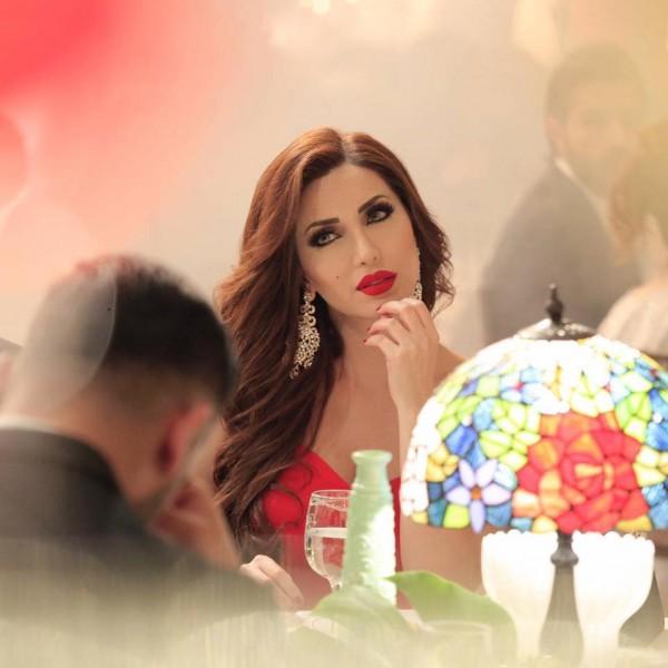 نسرين طافش ضمن 100 شخصية عربية مشهورة