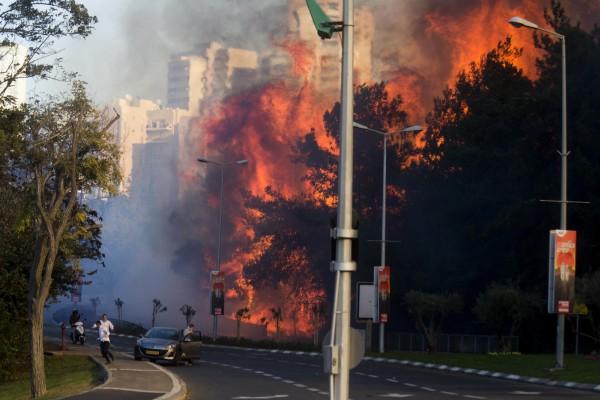 مصرع 5 أشخاص في بولندا بسبب الحرائق