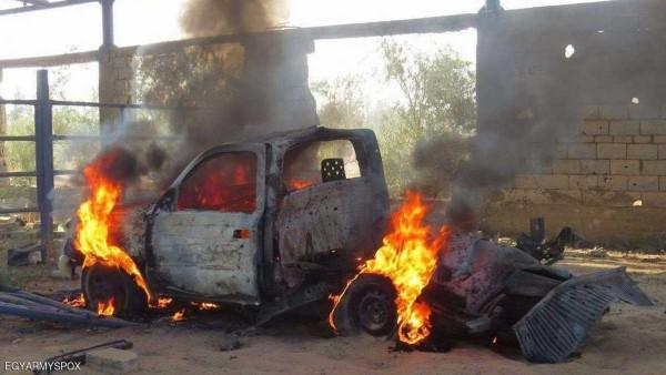 مصرع جندي ومنجد مصري في تفجير بالعريش