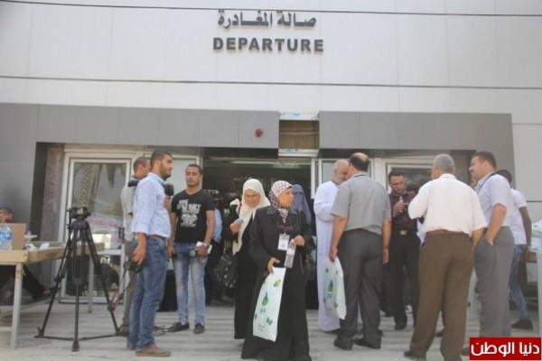 هيئة المعابر: جاهزون لتسهيل سفر الحجاج ولا معلومات لعودة العالقين لغزة
