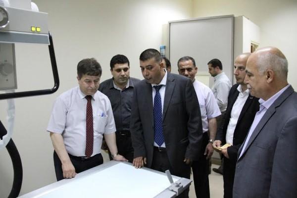 طوباس.. مراكز وزارة الصحة تُثبت المواطنين بأرضهم