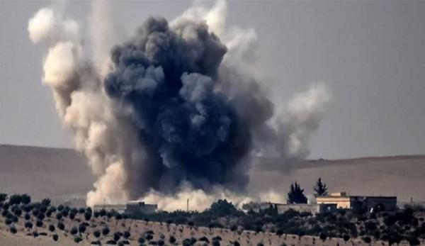 مقتل عسكري إيراني متقاعد بقصف أمريكي على الحدود العراقية السورية