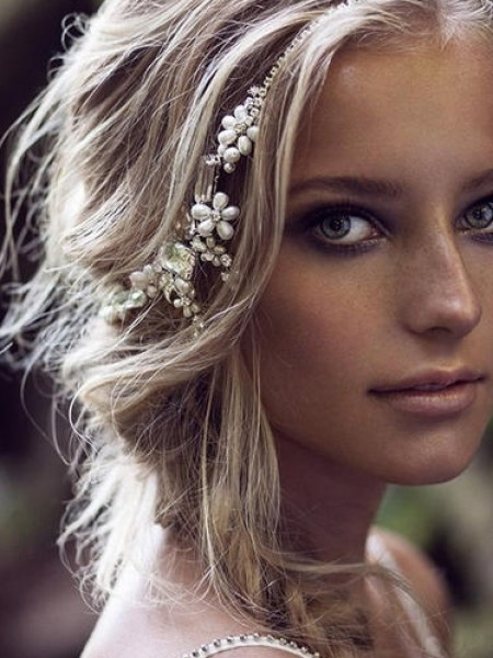 اختاري اللؤلؤ لاطلالة جذابة في يوم زفافك