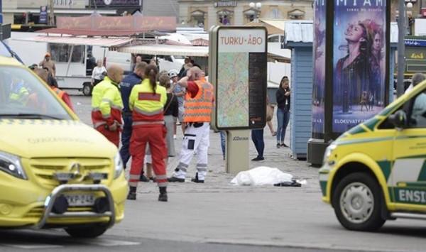 الشرطة الفنلندية: منفذ عملية الطعن قدم طلباً للجوء وتم رفضه