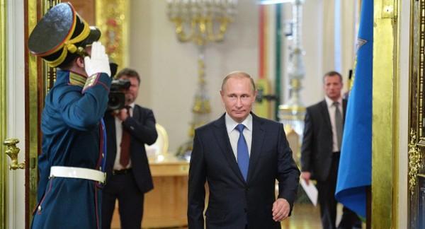 بوتين يقترح تحويل القرم إلى مكة جديدة