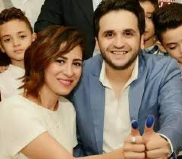 أول لقطات من زفاف مصطفى خاطر شاهد جمال عروسته