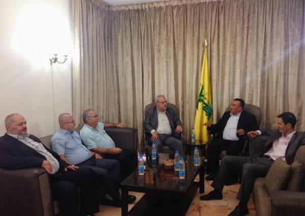 لجنة الأسير سكاف تهنئ حزب الله بالإنتصارات على المسلحين