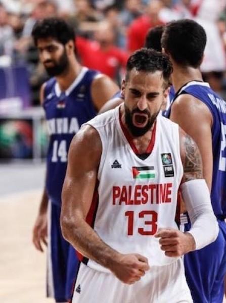 سني السكاكيني يعتزل كرة السلة الفلسطينية والدولية