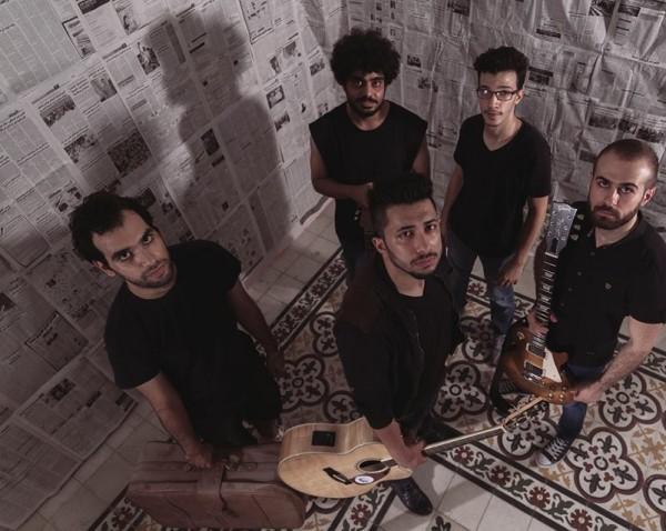 """فرقة مفر الفلسطينية تصدر اغنيتها الجديدة """"على طريق عيتيت"""""""