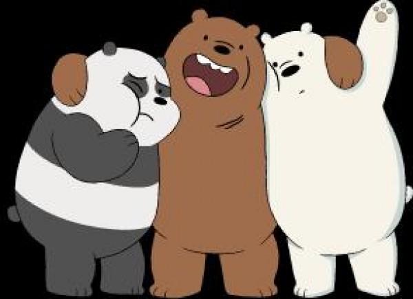 الدببة الثلاثة الحلقة الاولى
