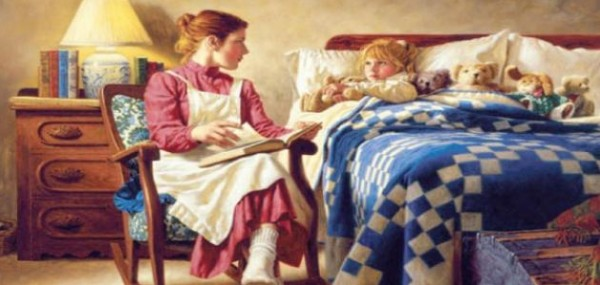 5 خطوات سهلة جدا لتجعلي قراءة القصة قبل النوم مشوّقة