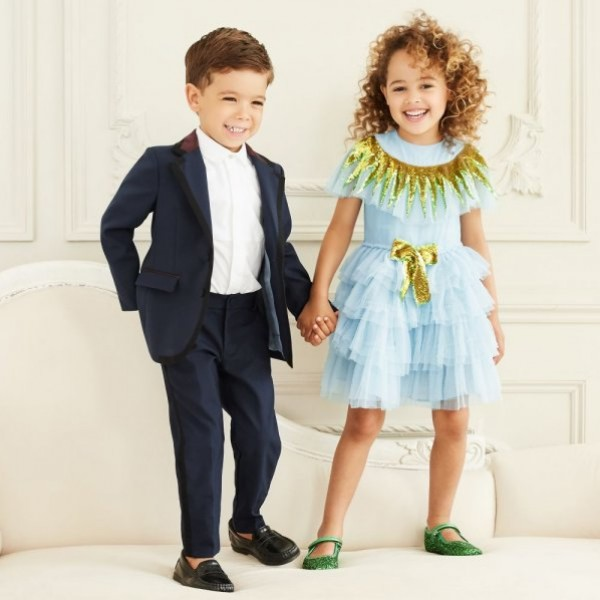 أحدث موضة في ملابس الأطفال 2017