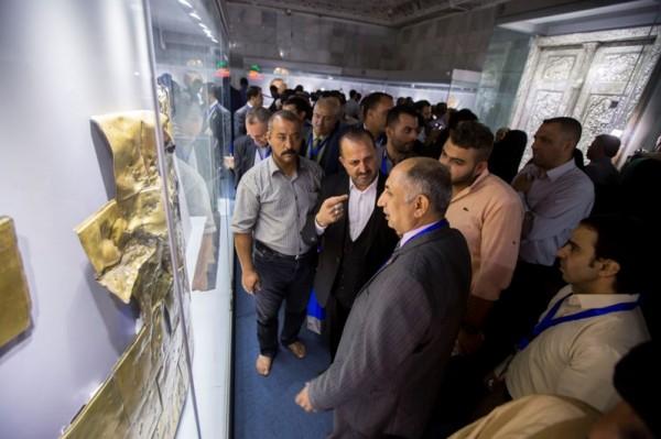 كربلاء تشهد انطلاق مؤتمر متحف الكفيل الدولي الثاني بمشاركة سبعة دول