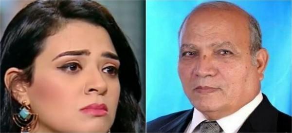إعلامية مصرية صاحبة أول دعوى قضائية من نوعها ضد والدها السفير