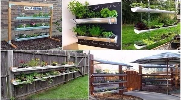 حديقة منزلية في الأماكن الضيقة .. ليس مستحيلاً!