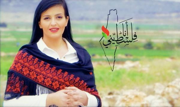 روان الأسعد في أول برنامج من نوعه على تلفزيون فلسطين