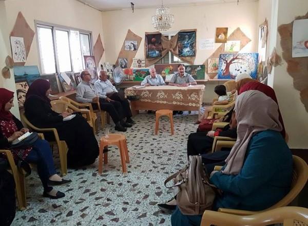 الثقافة في طوباس تعقد اجتماعاً للمجلس الاستشاري الثقافي