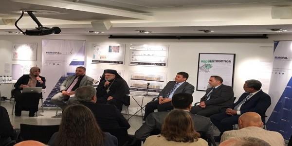 ندوة حول معاناة أهل القدس وفلسطينيي ال٤٨ من العنصرية بلندن