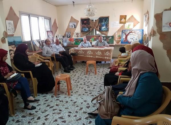 الثقافة في طوباس تعقد اجتماعا ً للمجلس الاستشاري الثقافي