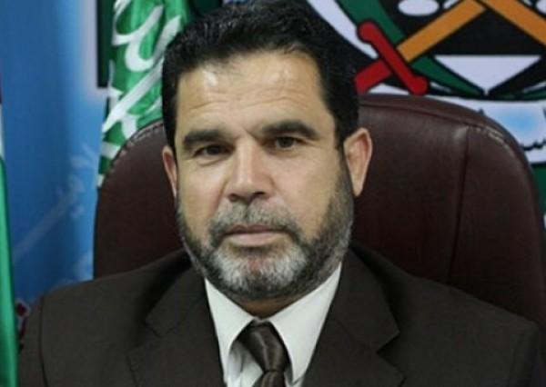 البردويل يطالب حركة فتح بالتعامل مع مبادرة حماس بإيجابية