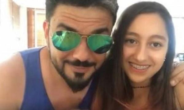 والد حلا الترك يستبدلها بطفلة أخرى