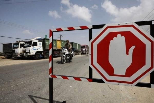 مهنا: إغلاق كرم أبو سالم عدة أيام وتعديل على عمل الكرامة