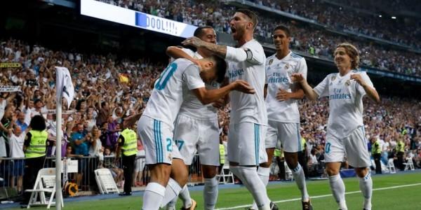 دوري أبطال أوروبا.. ريال مدريد يسحق أبويل القبرصي بثلاثية نظيفة