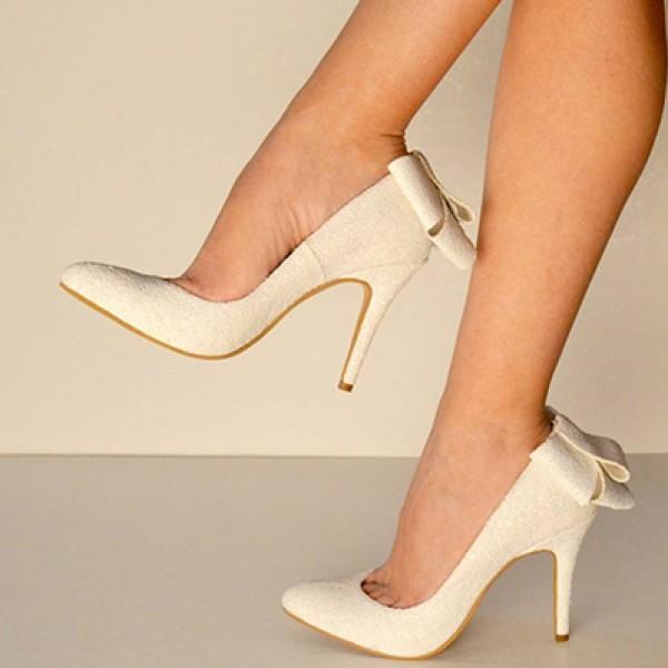 أماكن تميزا في تصميم أحذية للعروس بلمساتك الشخصية