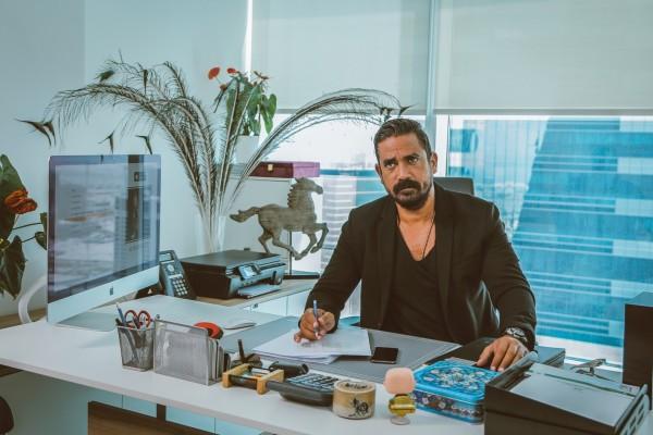 """أمير كرارة يعشق صفاء سلطان مرتين في ثلاثية """"البديل"""""""