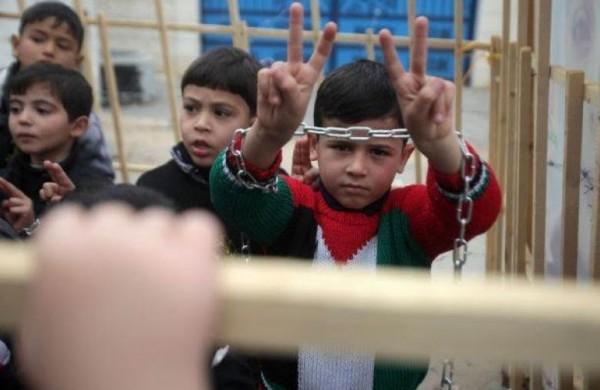 قراقع: إسرائيل تفرض 130 ألف شيكل على كل طفل فلسطيني معتقل بسجونها