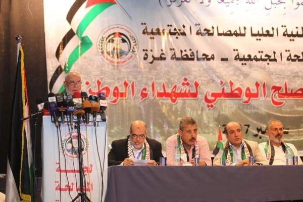 بحر: وفد حماس بالقاهرة أبدى استعداداً لإنجاح المصالحة وأدعو فتح للاستجابة لمقتضياتها
