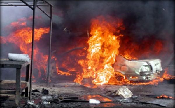 تنظيم الدولة يتبنى تفجير العراق المزدوج
