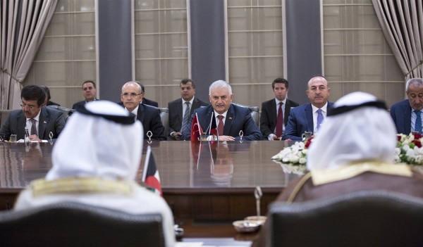 الكويت وتركيا توقعان 6 اتفاقيات في مجالات مختلفة