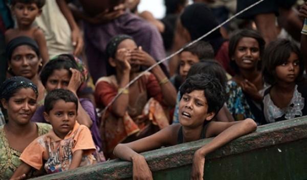 منحة قطرية بـ 1.35 مليون دولار لإغاثة مسلمي الروهينغا