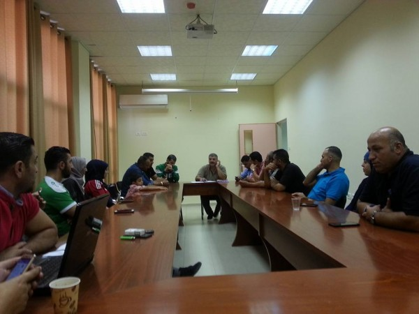 الاتحاد الفلسطيني لكرة اليد يختتم ورشة الحكام