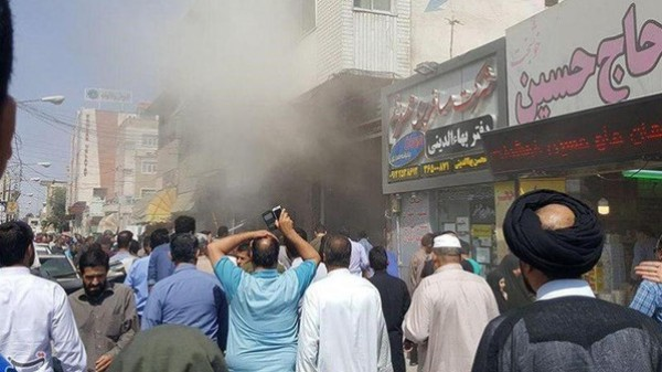 """قتلى وجرحى بينهم عراقيون.. بانفجار بمدينة """"قم"""" الإيرانية"""