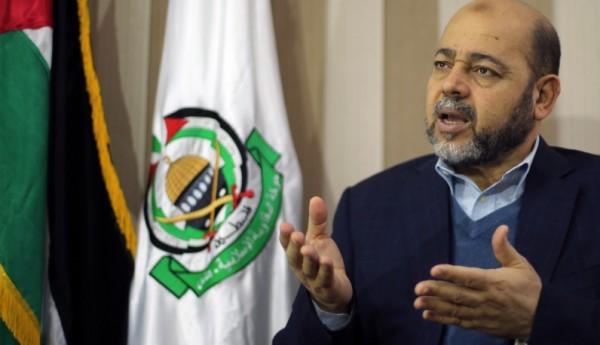 أبو مرزوق: سلاح المقاومة ليس للحوار ومستعدون لتقاسم قرار الحرب والسلام مع القيادة الفلسطينية