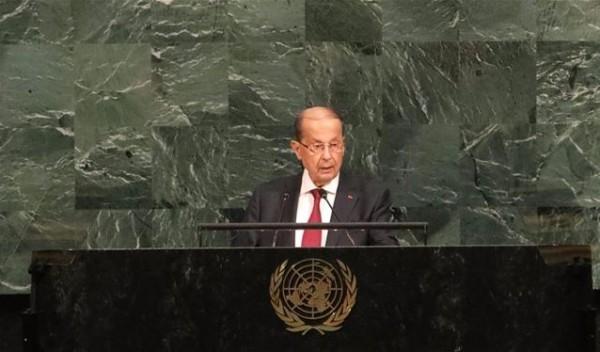 الرئاسة اللبنانية تنفي تضارب تصريحات ميشيل عون