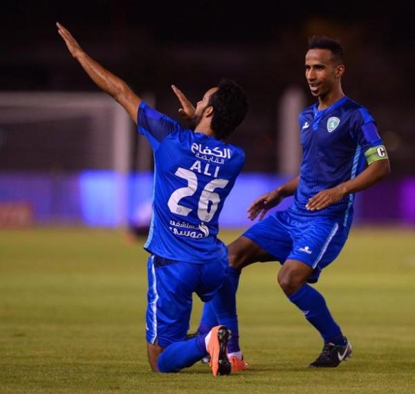 الفتح يفوز على أحد بثنائية في الدوري السعودي للمحترفين