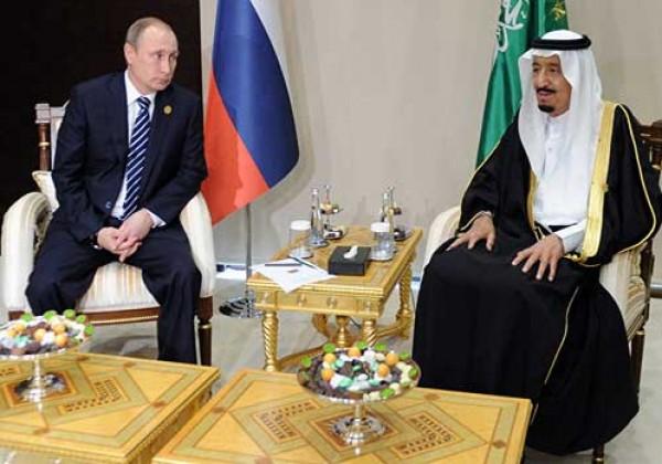 الجبير: زيارة الملك سلمان إلى روسيا تاريخية