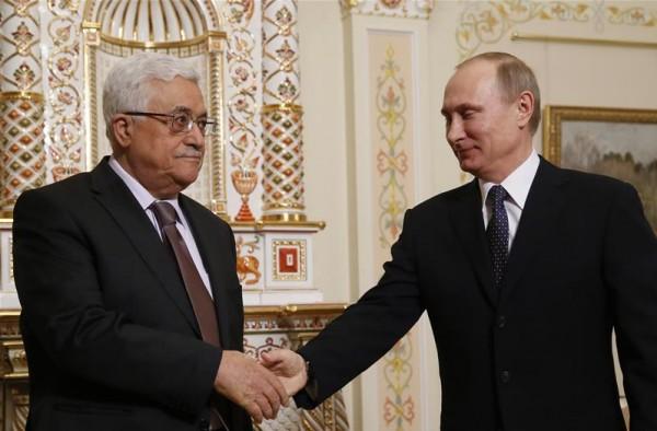 إسرائيل: لا نريد رؤية روسيا تؤيد الفلسطينيين