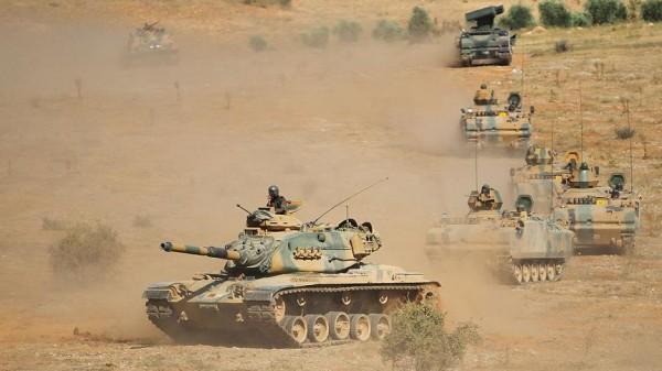 مع فرز صناديق استفتاء كردستان.. بدء مناورات عراقية تركية مشتركة