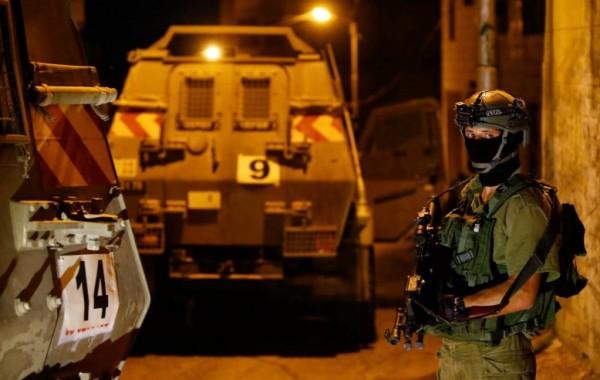 قوات الاحتلال تقتحم قريتي بردلة وعين البيضاء بالأغوار