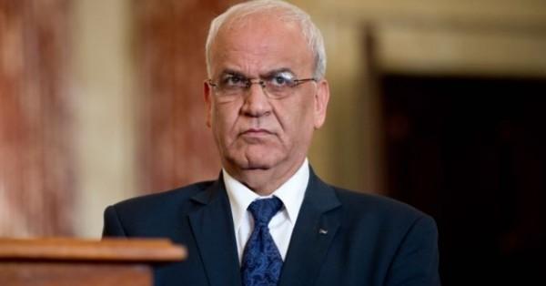 عريقات: نريد بفلسطين التاريخية حقوقاً متساوية للمسيحيين والمسلمين واليهود