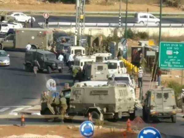 (فيديو وصور) مقتل 3 إسرائيليين في عملية إطلاق نار وطعن بالقدس واستشهاد المنفذ