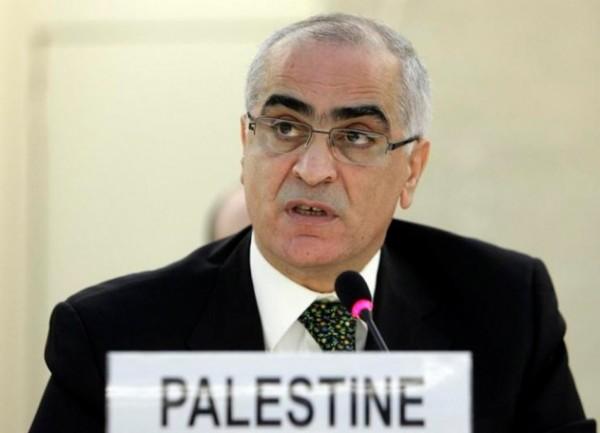 خريشي:البند السابع لأعمال مجلس حقوق الإنسان نافذة قانونية لمقاومة الاحتلال