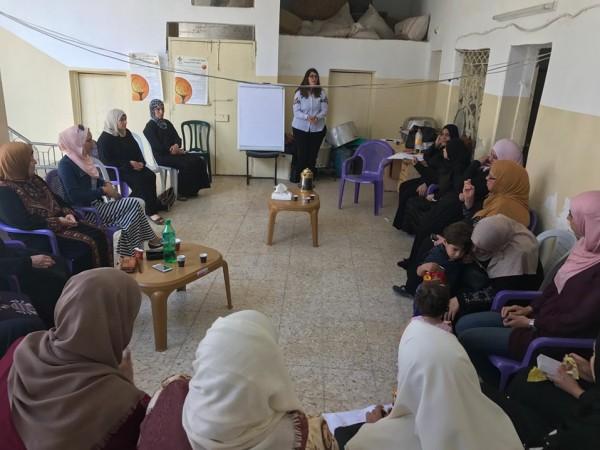 """غزة..انعقاد لقاء بعنوان """"شركاء من أجل تأمين الحق في النفقة"""""""